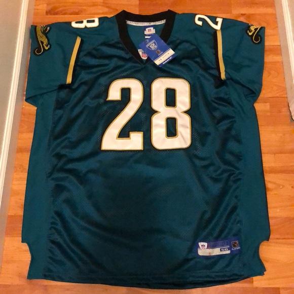 fred taylor jacksonville jaguars jersey